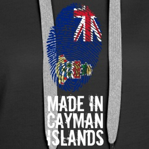 Made In Cayman Islands / Cayman Islands - Women's Premium Hoodie
