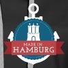 Made in Hamburg - Frauen Premium Hoodie