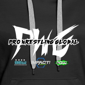 PWG Pro Wrestling Global - Women's Premium Hoodie
