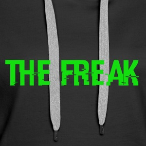 The Freak - Frauen Premium Hoodie