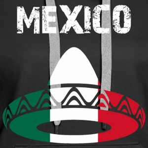 Nation design Mexico - Women's Premium Hoodie