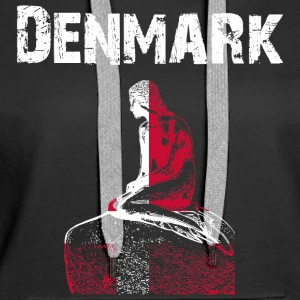 Nation design Denmark - Women's Premium Hoodie