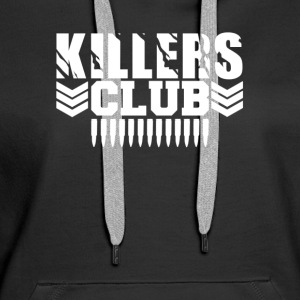 Club Killers - Premiumluvtröja dam