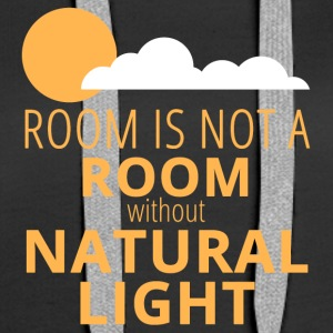 Architekt / Architektur: Room is not a Room - Frauen Premium Hoodie