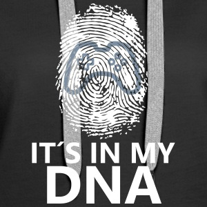Its in my dna - Frauen Premium Hoodie