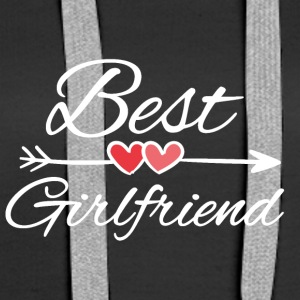 Best girlfriend - Women's Premium Hoodie