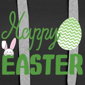 Easter / Easter bunny: Happy Easter - Women's Premium Hoodie