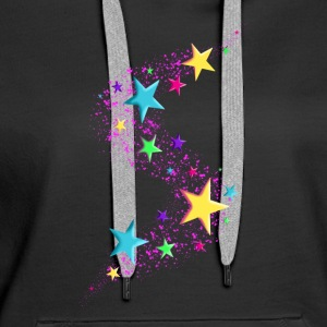 Star - Colors - Women's Premium Hoodie