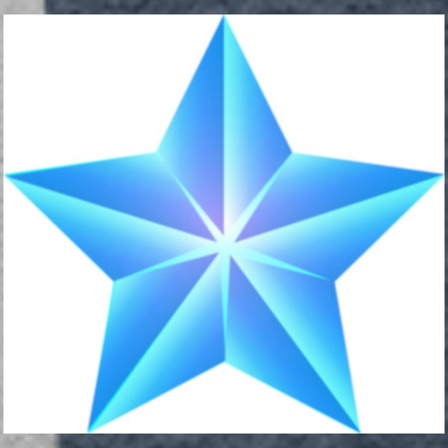 blue themed christmas star 0515 1012 0322 4634 SMU