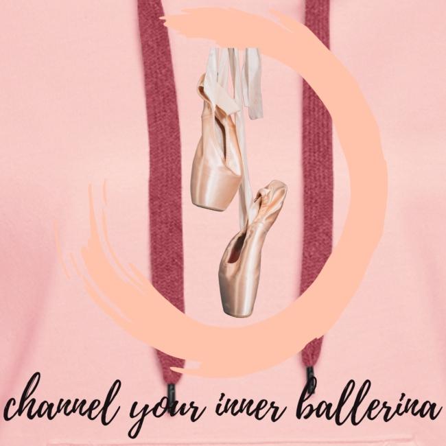 channel your inner Ballerina