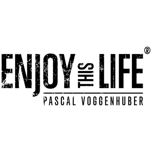 Enjoy this Life®-Classic Black Pascal Voggenhuber