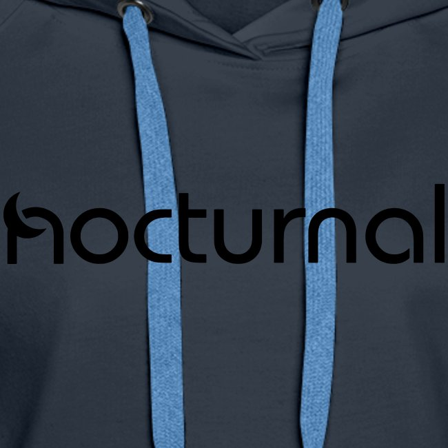 Nocturnal Samurai Black Double sided