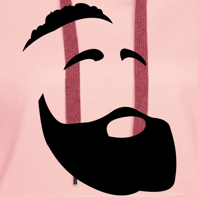 Il Barba, the Beard black