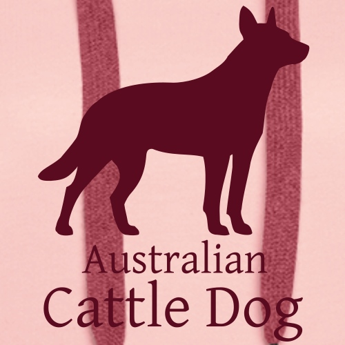 Australian Cattle Dog - Frauen Premium Hoodie
