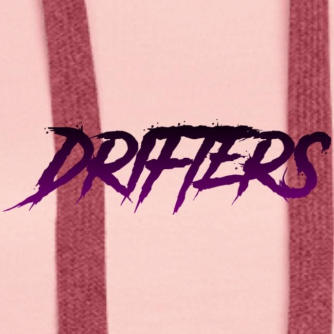 Drifters purple basic logo
