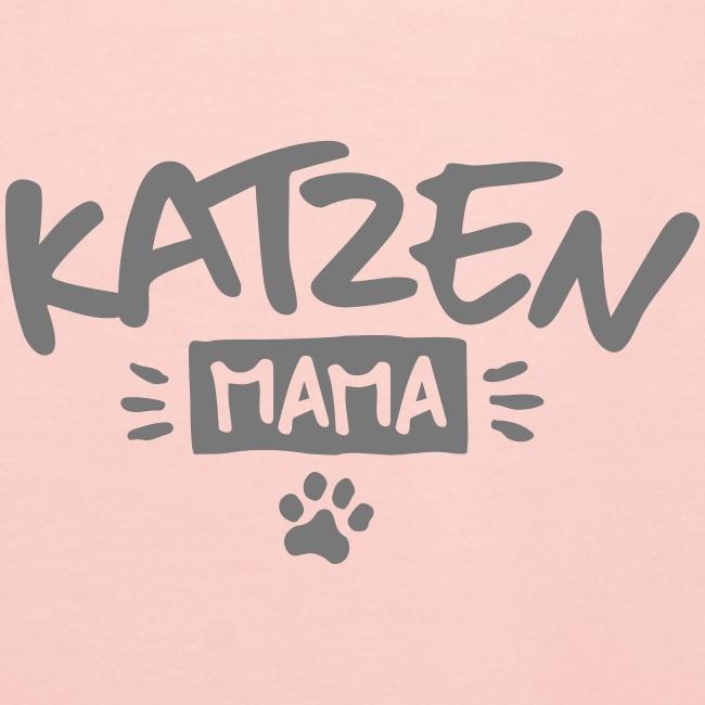 Vorschau: Katzen Mama - Frauen Premium Hoodie