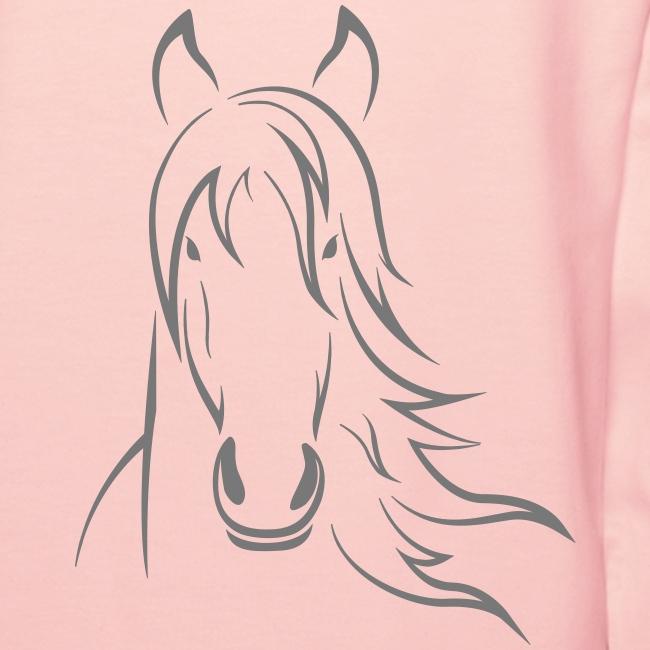 Vorschau: Horse - Frauen Premium Hoodie