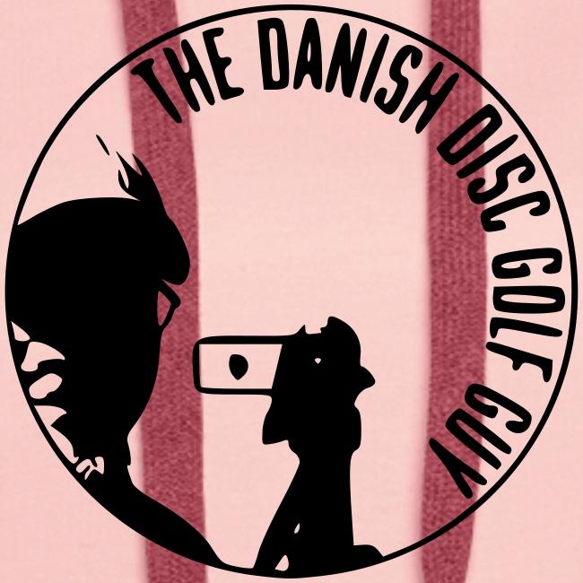 The Danish Disc Golf Guy Logo