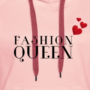 Fashion Queen - Frauen Premium Hoodie