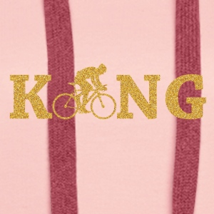 King Bicycle - Women's Premium Hoodie