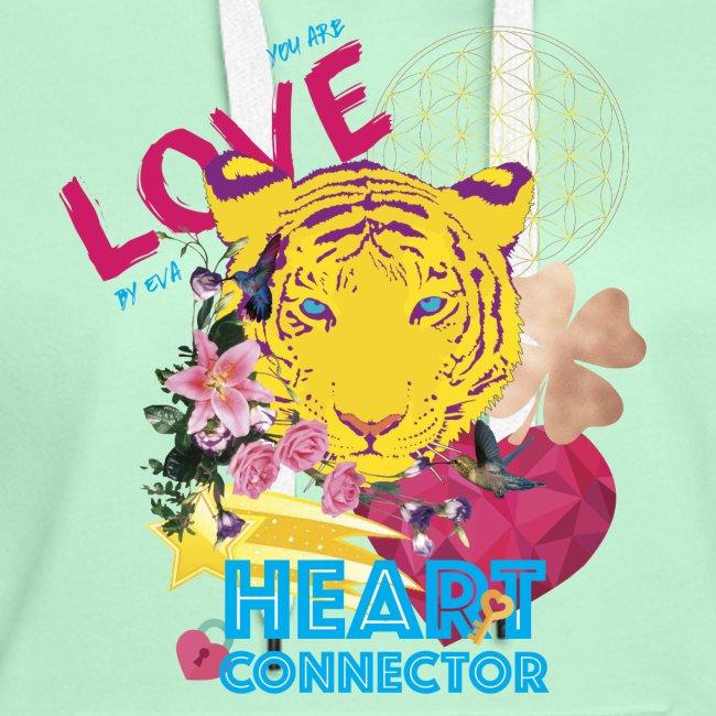 Design Heart Connector