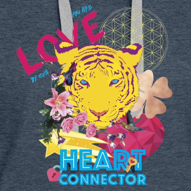 Design Heart Connector