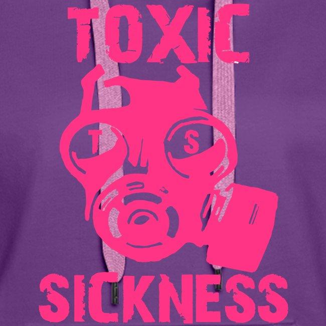 TOXIC SICKNESS ORIGINAL RETRO DESIGN