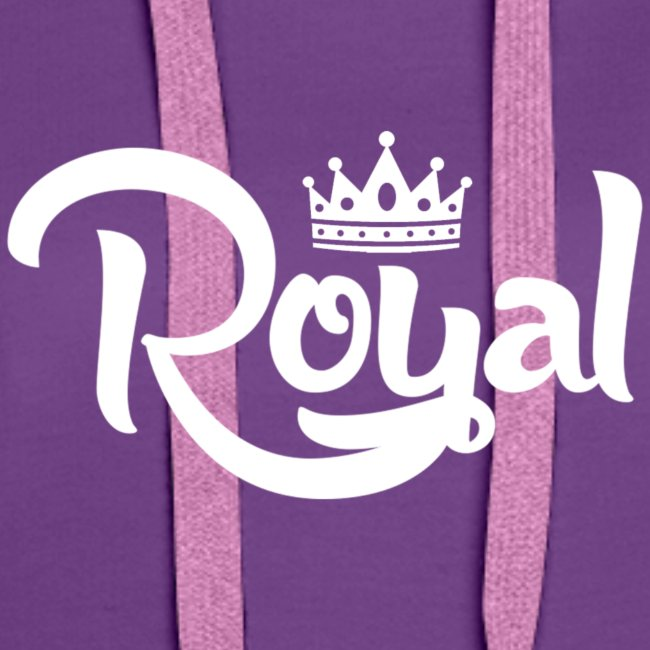 Royal Logo White Edition