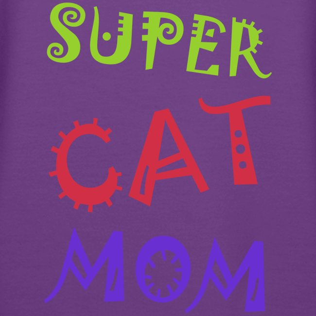 Super cat mom