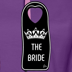The Bride - Frauen Premium Hoodie