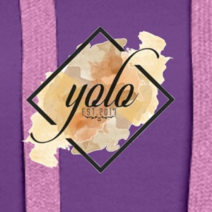 YOLO by ATLANTIC LUXURIOUS - Women's Premium Hoodie