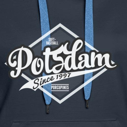 Since1997grey - Frauen Premium Hoodie
