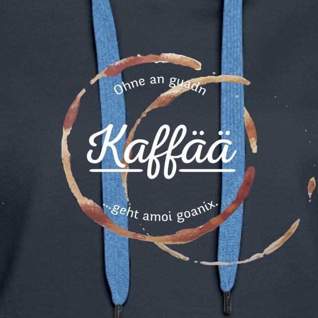 Vorschau: A guada Kaffää - Frauen Premium Hoodie