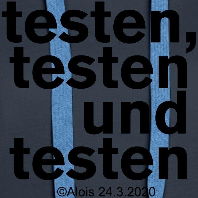 Testen in Zeiten der Krise!!!