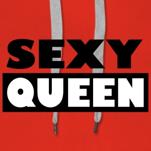 sexy Queen - Premium hettegenser for kvinner