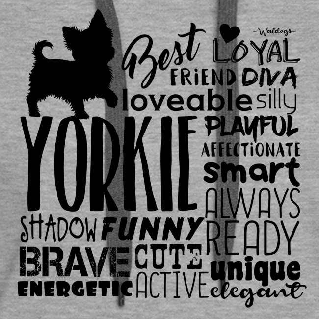 Yorkshire Terrier Words B