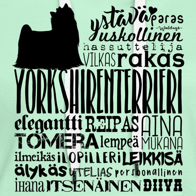 Yorkshirenterrieri Sanat M