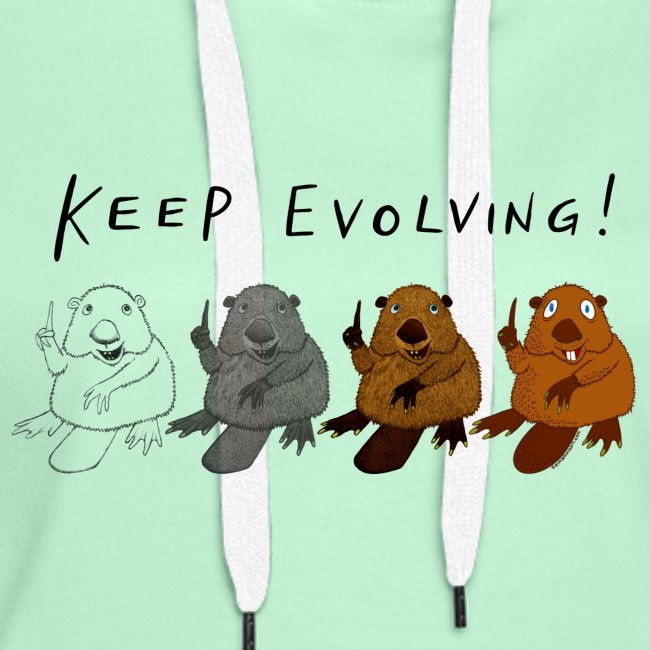 Keep Evolving!