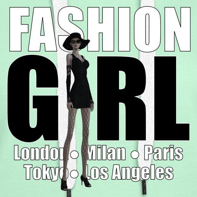 The Fashionable Woman - Fashion Girl
