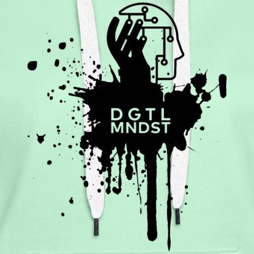 DGTL MNDST - Tour-Shirt 2018 mit schwarzem Print