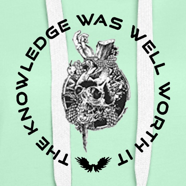 Knowledge WhiteSkull