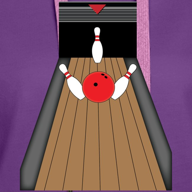 La piste de Bowling