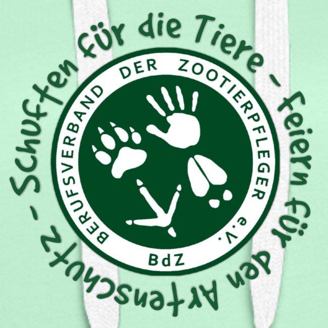 Schuften für die Tiere, Feiern für den Artenschutz