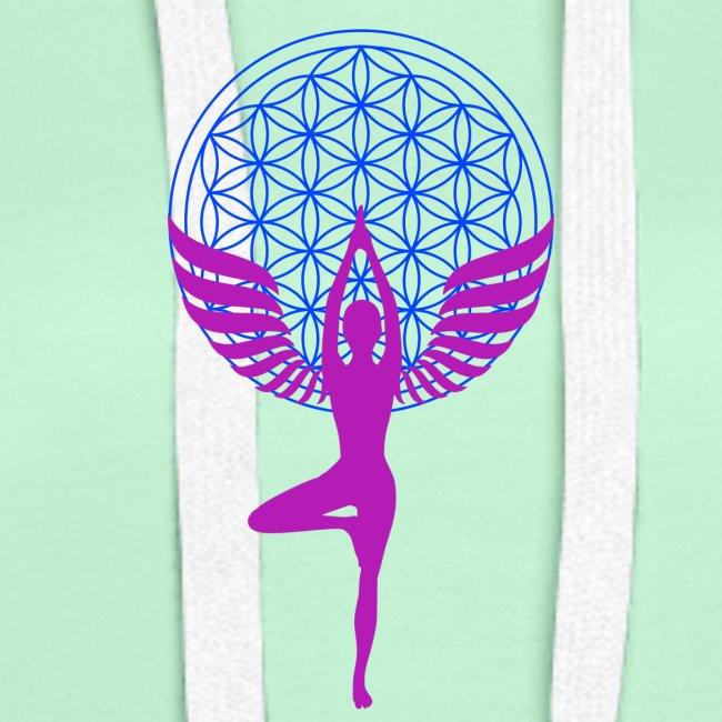 fleur de vie yoga n°1