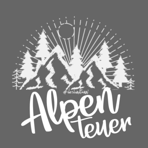 Alpenteuer - Frauen Premium Hoodie
