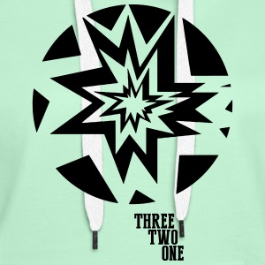 Three, two, one and everything is new! - Women's Premium Hoodie