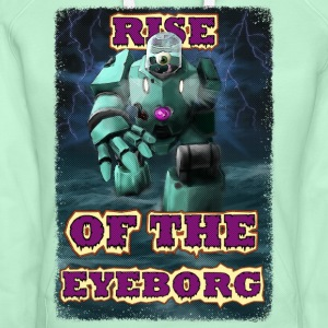 Rise of the Eyeborg - Sweat-shirt à capuche Premium pour femmes