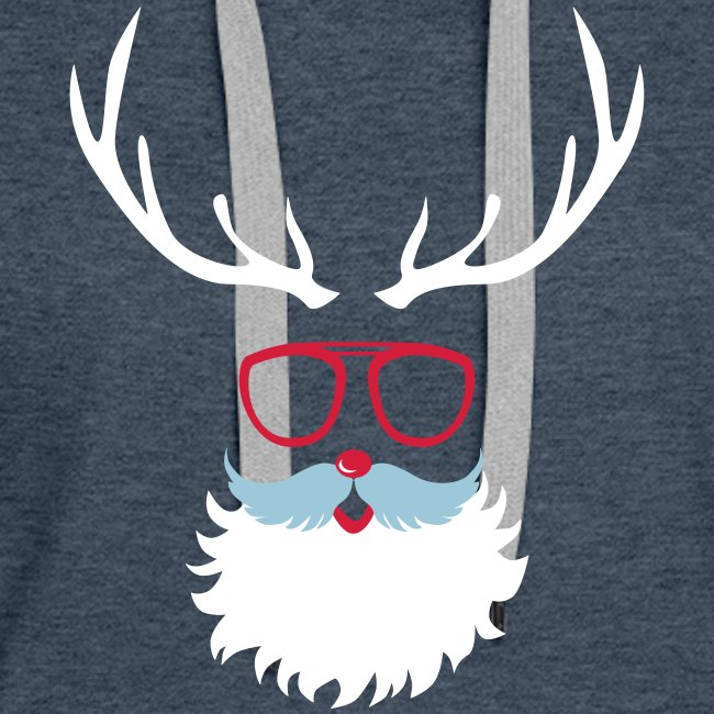 Santa Clauss Eye glasses