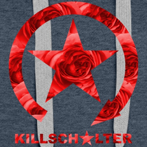KILL SWITCH Logo Roses 9KS04 - Women's Premium Hoodie