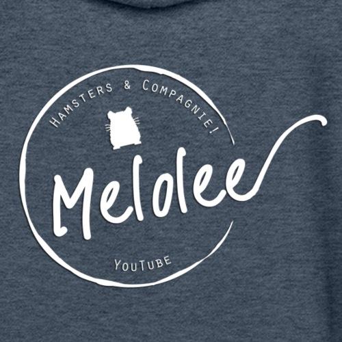 Melolee - Hamsters & Compagnie! Officiel - Sweat-shirt à capuche Premium pour femmes
